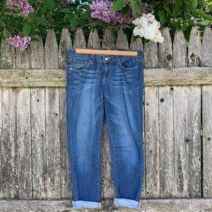 Paige jeans Venice style size 25 GUC